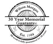 Wilson Morgan 30 year guarantee